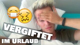 Im Urlaub VERGIFTET !! :O | Julienco