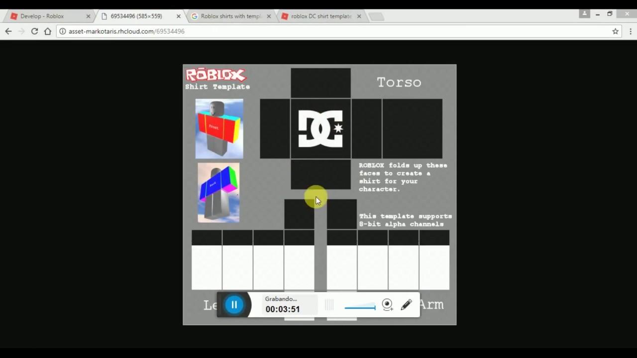 Tutorial Roblox Como Hacer Ropa Solo Builders Club Youtube