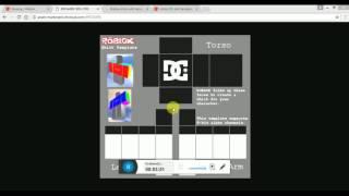 TUTORIAL ROBLOX!!!! como hacer ropa!! (solo BUILDERS CLUB)