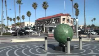 西海岸ニューポートビーチ Newport Beach California USA Dec.25 2011