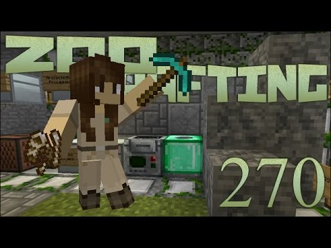Zoo Crafting: Playing With The Paleontology Pick! - Episode #270 [Zoocast]