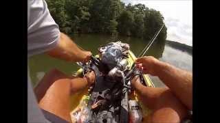 8 2014 musky fishing or is it muskie at marsh creek lake
