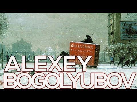 Alexey Bogolyubov: A collection of 467 works (HD)
