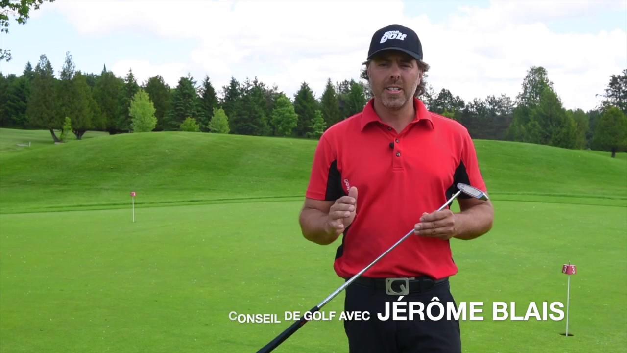 conseils de golf - YouTube