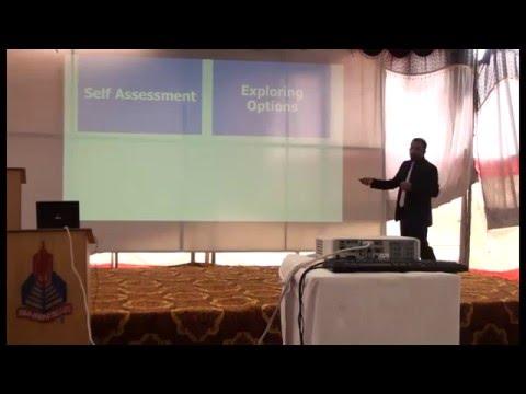 STEP Entry Test Preparation Seminar by Dr.Muazzam Manzoor