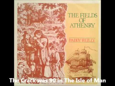 Paddy Reilly - Fields of Athenry - Full Album