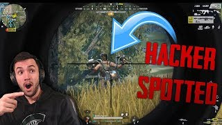 HOW TO BEAT A HACKER IN RULES OF SURVIVAL!!