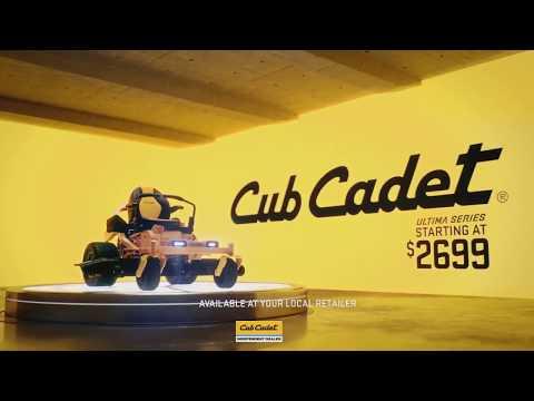 Cub Cadet Ultima Series Zero Turn Mowers