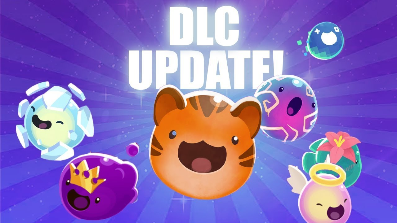 Slime Rancher UPDATE! DLC Skins and Release date