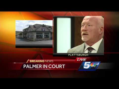 Raw: Gene Palmer learns sentence for role in prison escape