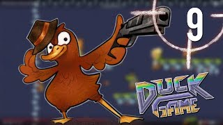 [9] Duck Game w/ GaLm and friends