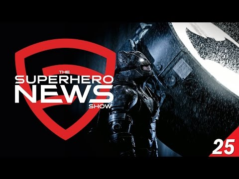 Superhero News #25: Chris Pine Joins Wonder Woman!