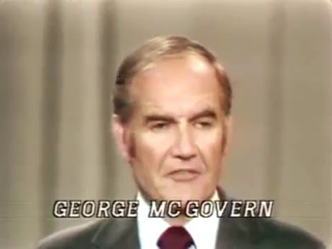 """Come Home America"" - George McGovern 1972 Full Speech (HQ)"
