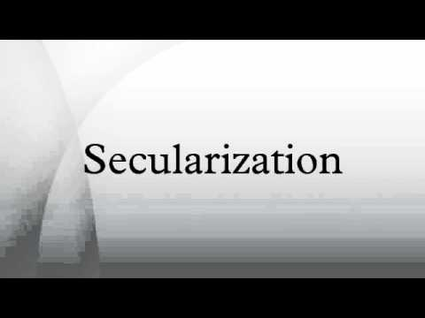 modernity religious fundamentalism and the secularization thesis