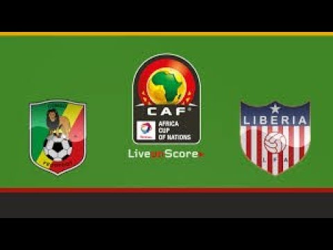 Congo Vs Liberia Live Stream HD