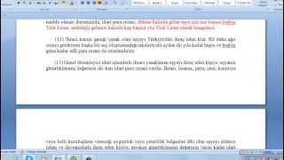 GÜMRÜK kaçakçılık sınavları için gümrük dersi 2 1)