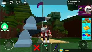 Trolling video in [ROBLOX] playing
