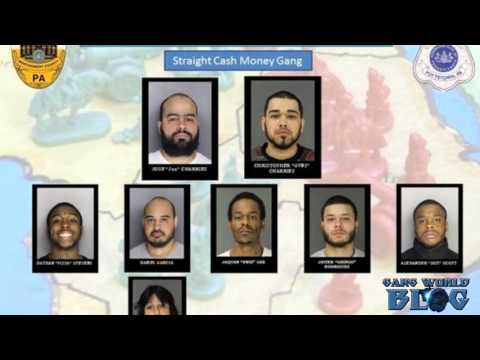 Gangs a growing problem in Montgomery County