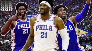 Joel Embiid's 46 Points vs the Lakers