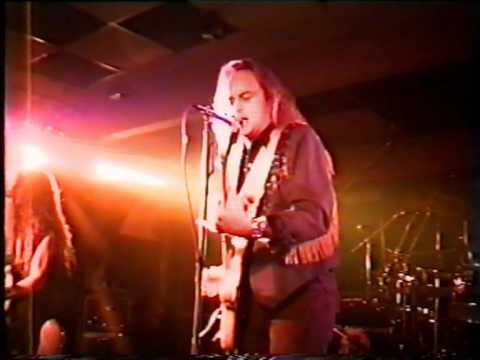 Blackfoot - Sittin´on the top of the world - live Darmstadt 1994 - Underground Live TV recording