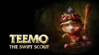 Teemo: Champion Spotlight | Gameplay - League of Legends