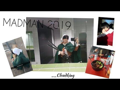 MADMAN 2019 | KEITH & LEVI COSPLAY