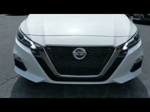 2020 Nissan Altima DeLand Nissan C125235