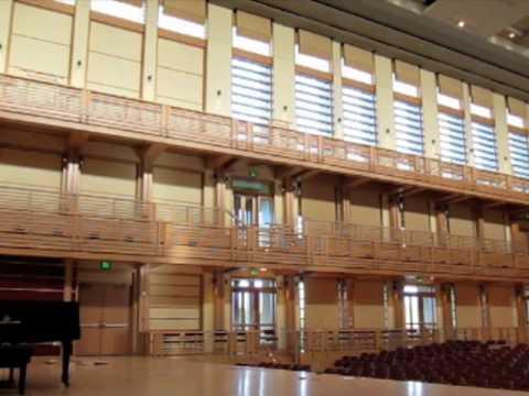 acouStac Sonoma State University