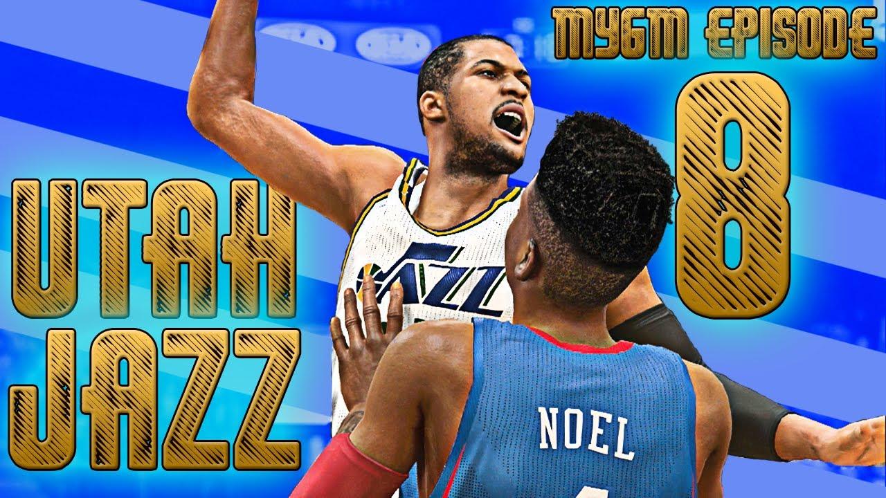 a478ae3f7 NBA 2K14 Utah Jazz MyGM  (S1G53) Let s Set Things Straight. - YouTube