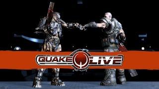 Insane Quake Live Match