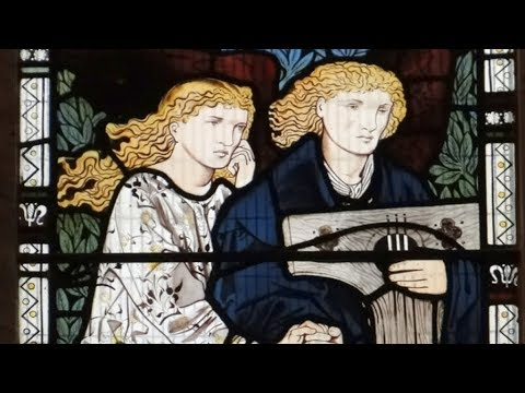 Stained Glass Windows by Sir Edward Burne-Jones and Morris & Co. (Part IV)