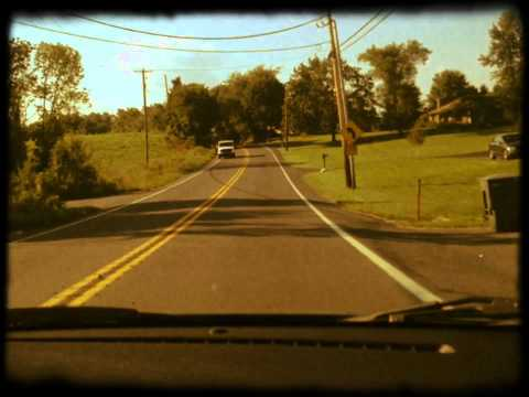 Driving through Dauphin County, PA (July 11, 2013) [8mm Test 1]