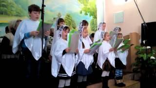 Дети поют Господу Могилев-Подольский