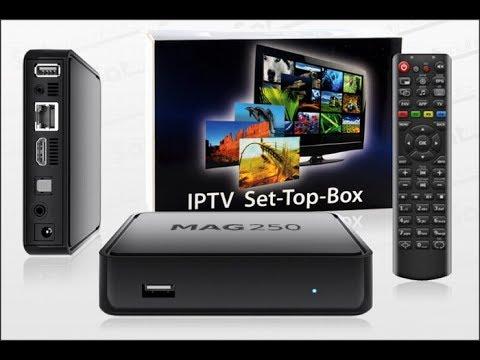 Настройка разблокировка STB Mag 250 Aura IPTV смотрим любые каналы мира. Дикий сад и любой провайдер