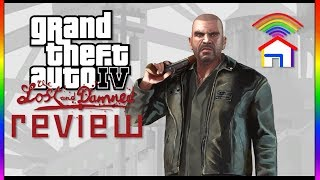 Grand Theft Auto IV: The Lost and Damned review - ColourShed