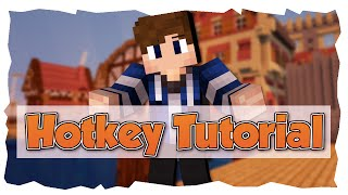 Minecraft Hotkey Tutorial German + Minecraft Tastenkombinationen | Tutorials / Tipps und Tricks #2