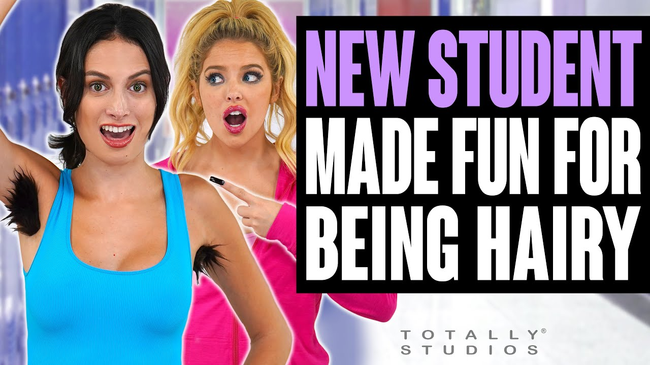 Download New STUDENT MADE FUN OF for her HAIR. What will Happen in the Surprise Ending? Totally Studios