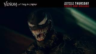 VENOM: LET THERE BE CARNAGE: \