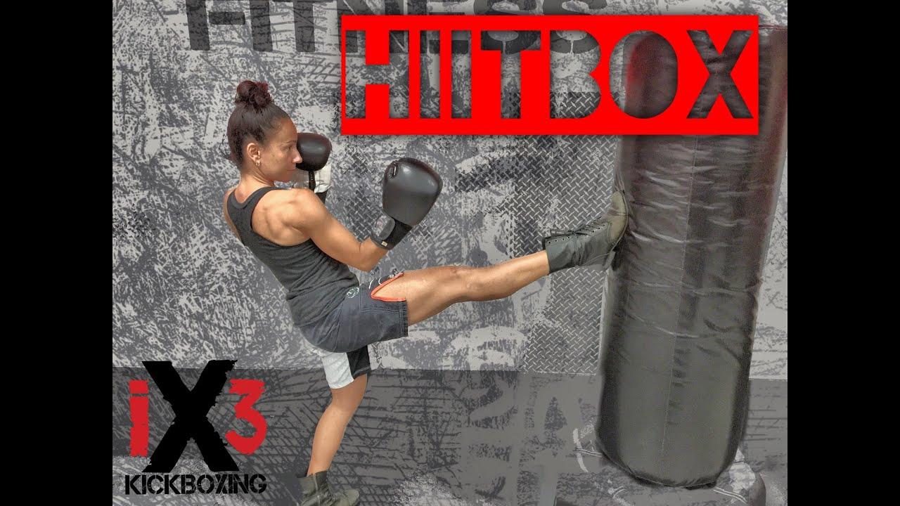 iX3 HIITBOX // TOTAL-BODY // #1