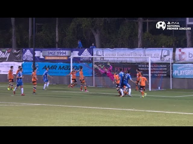 Round 21 - Save of the Week - PS4 NPL NSW Men's