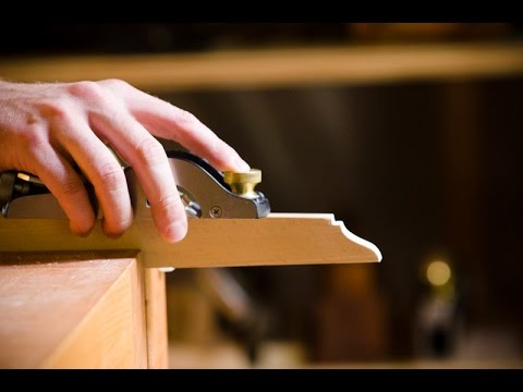 How To Make A Wooden Straight Edge For Woodworking Youtube