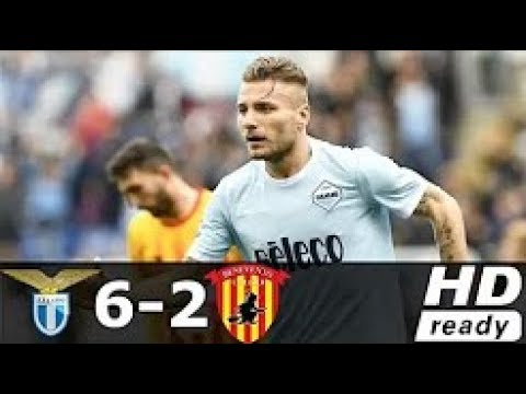 Download Lazio vs Benevento 6 2 Goals Highlights 31 maret 2018