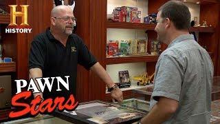 "Pawn Stars: Autographed ""Seinfeld"" Finale Script   History"
