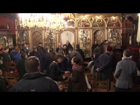 05.11.2017 Paris, Zilele Catedralei : Tinerii în dialog cu Episcopul Siluan al Italiei