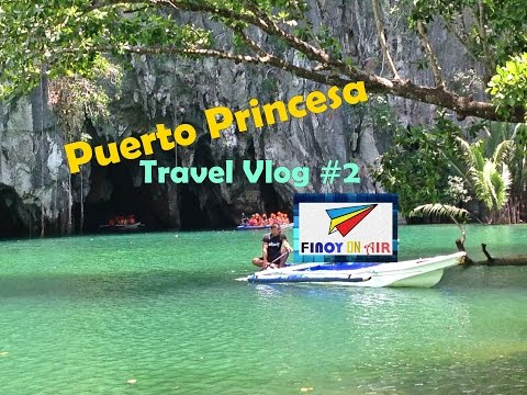 Puerto Princesa Travel Vlog #2