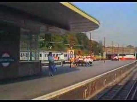 Metroland Train Ride Part 1