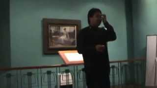 JUAN LUNA CODE Part 1/10 - THE 46 MILLION PESO PAINTING Lecture on the Parisian Life