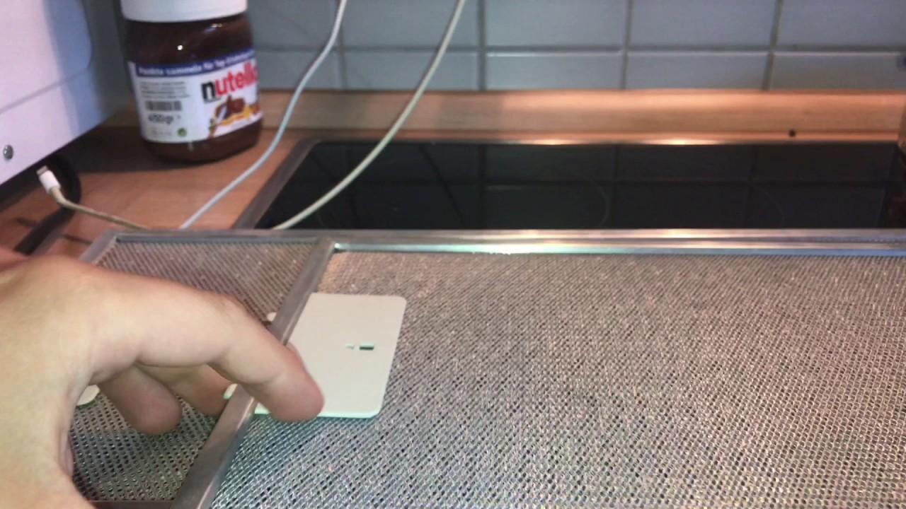 Dunstabzugshaube fettfilter pkm ubh6002 2h dunstabzugshaube
