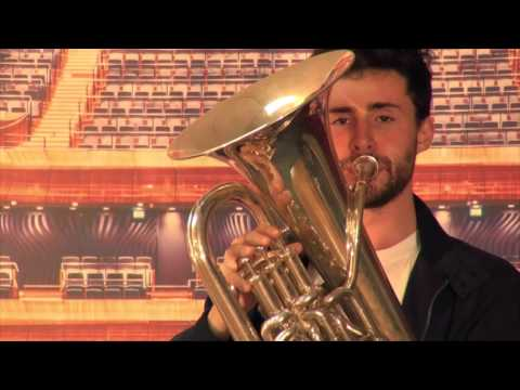 Anton Kalisch-Smith - Horovitz Concerto 1st movement
