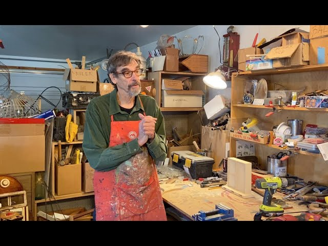 Assemblage Sculpture Basics with Mark Friday